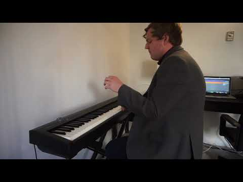 Bach Two Part Invention No. 13