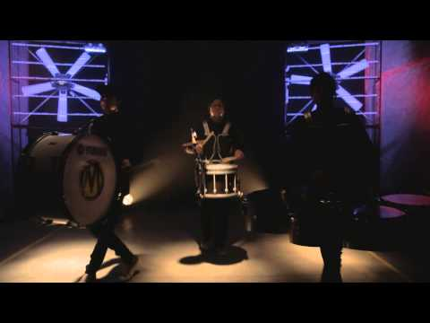 Marimba Live Drums - Marimba Live Drums - March Of J.V.F