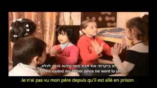 Sommige kinderen hebben het recht niet om hun vaders te bezoeken in Israëlische gevangenissen