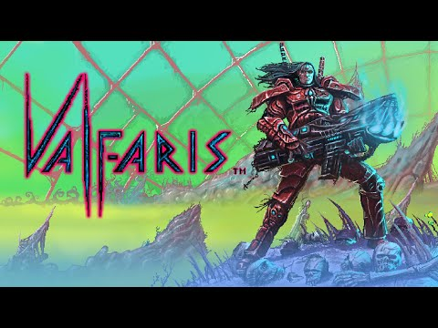 Valfaris | Gameplay | Landing Pad + Eco Chambers thumbnail