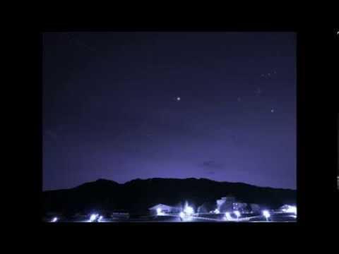 20140204 碓井中学校と長谷山の夜2