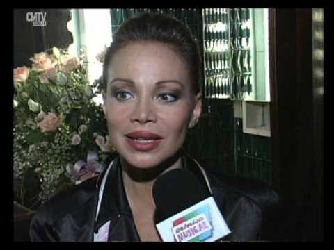 Paloma San Basilio video Entrevista CM - Argentina 1997
