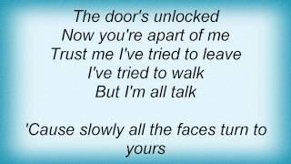 Jon Mclaughlin - If Only I Lyrics
