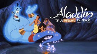 Aladdin | #TeLoResumoAsíNomás 242