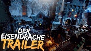 NEW 'Der Eisendrache' TRAILER! (Black Ops 3: Zombies)