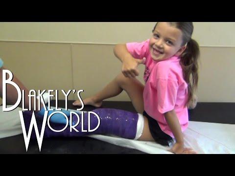 Die Öbungen für die Abmagerung nach der Geburt auf fitbole Video