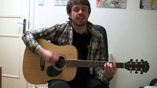 The Dismemberment Plan - Time Bomb (covered by Steven Morgan)