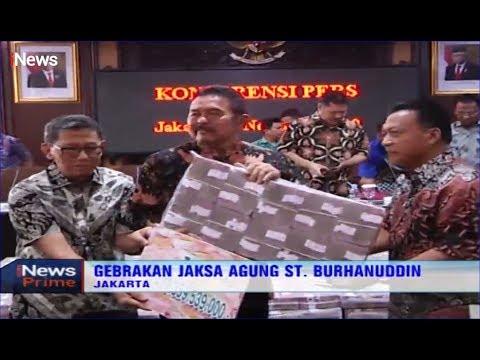 Kejaksaan Agung RI Eksekusi Uang Rp477 Miliar Hasil Korupsi Kokos Jiang - iNews Prime 15/11