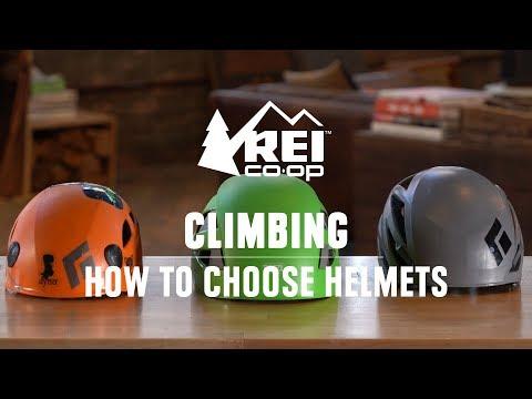 How to Choose Climbing Helmets || REI