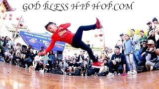 "KIDS BATTLE GOES VIRAL! ""GoPro"" Bboy Drew vs Goldi Rox!"