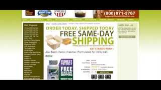 Gambar cover Acai Berry Detox Cleanse Review - Watch Before Buy Acai Berry Detox Cleanse