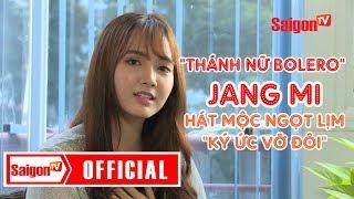 """Jang Mi ngẫu hứng hát mộc ngọt lịm ca khúc """"Ký ức vỡ đôi"""" - SAIGONTV"""