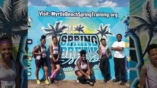 2019 Visit Mrytle Beach Club Challenge - SETC Highlights