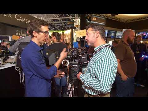 IBC 2017 - Wooden Camera Universal Follow Focus