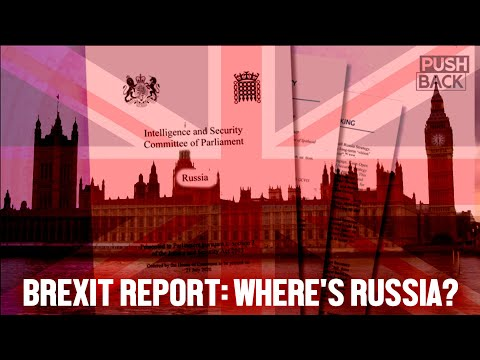 UK 'Russia report' fear-mongers about meddling yet finds no evidence