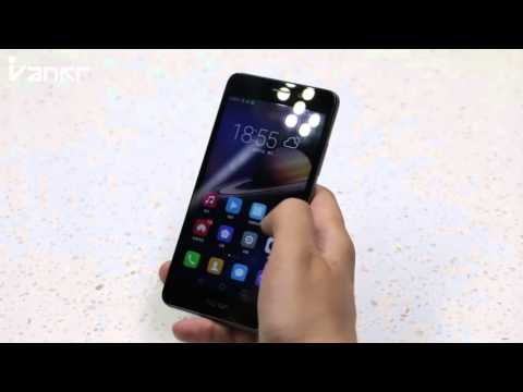 Huawei Honor 5C phone hands on