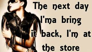 Natalia Kills - Free with lyrics on screen - no Will.I.am