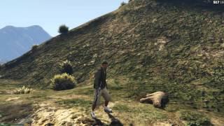 GTA 5 - Lên Núi Săn Thú Rừng