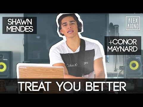 Treat You Better By Shawn Mendes | Alex Aiono And Conor Maynard Cover