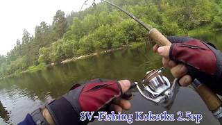 рыбалка на инзере видео