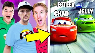 6 YouTubers SECRETLY HIDDEN IN MOVIES!