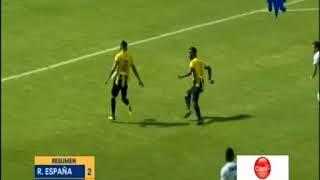 TVC Deportes- Resumen del partido Real España vs Juticalpa