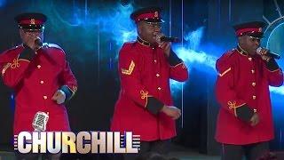 Maroon Commandos Perform Amka Kumekucha