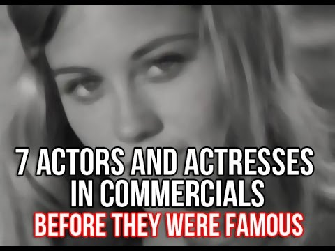 Actors & Actresses Before They Became Famous