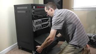 Pro Audio At Home: More Sound System Upgrades