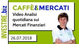Caffè&Mercati - Primo target su EUR/PLN con Ichimoku