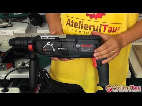 Rotopercutor SDS Plus Bosch GBH 2-28 DFV - AtelierulTau.ro - WunderHaff