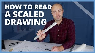 How To Use A Scale To Read An Architectural Drawing