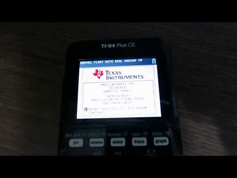 Found a Great TI-84 Plus CE eZ80 Assembly Programming Tutorial