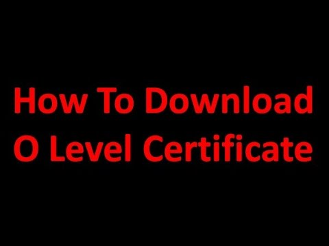 How to Download O Level DOeacc/Nielit Full Process In Hindi ...