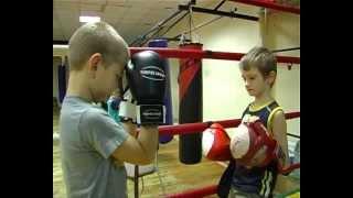 Тайский бокс  Детские тренировки