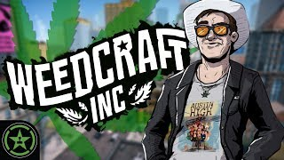 THE DANKEST GAME EVER - Weedcraft Inc. - Let's Watch