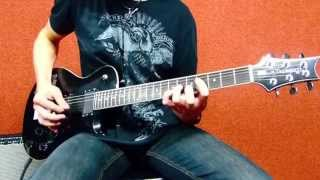 Daughtry - Feels Like Tonight Guitar Cover