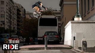 Favorite Skateboard Co. - Daniel Ledermann - Daggers Full Part