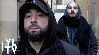 "Amir Mardassi & Mäk ""Tusen Hav"" (Prod Scientific) video out now on youtube!"