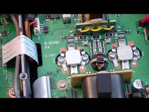 ICOM IC-7300 ремонт выходного каскада (repair) - rv4hv - thtip com