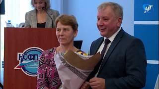 В Новгородской области отметили день профсоюзов