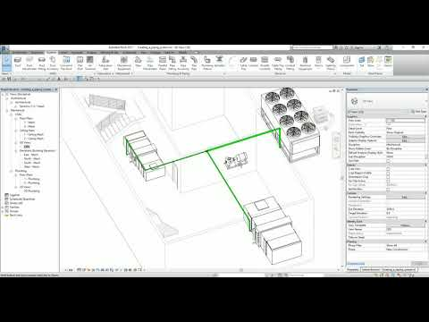 Download Revit Mep Lesson 15 How To Create A Hydronic Return Piping