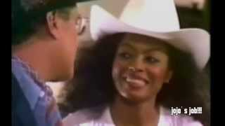 Diana Ross & Larry Hagman- You Are Everything- Reach Out And Touch   LA
