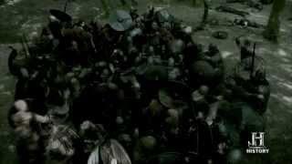 "Video thumbnail of ""Amon Amarth - Valhall Awaits Me [Lyrics/Vikings]"""