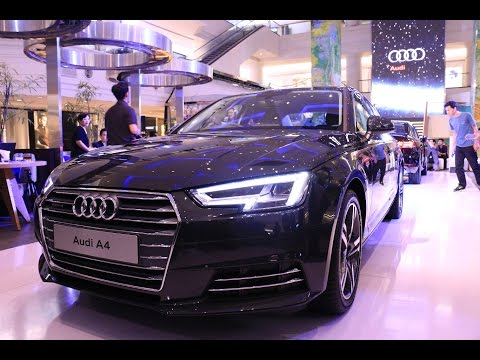 First Impression The All New Audi A4 2016