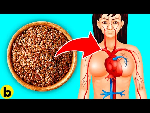 , title : 'What Happens To Your Body When You Start Eating Flax Seeds Daily