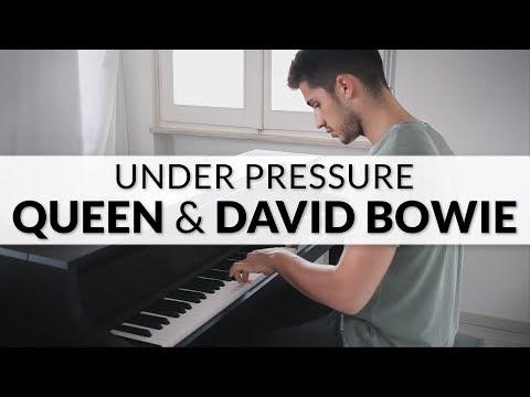 Queen & David Bowie - Under Pressure | Piano Cover