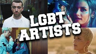 Top 50 LGBT Artists You Should Know