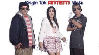 Gambar cover Nella Kharisma feat. Rapx - Tak Antem Watu [OFFICIAL]
