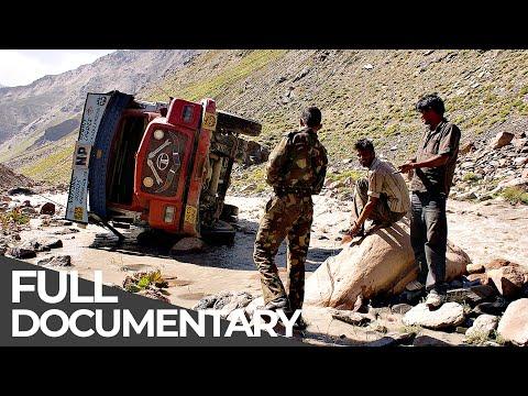 World's Most Dangerous Roads   India - Leh-Manali Highway   Free Documentary
